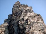 Via Normale Punta di Scais (via del canale centrale) - Il Torrione Curò