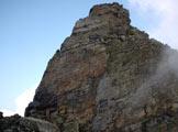 Via Normale Punta di Scais (via del canale centrale) - La Liscia Piodessa