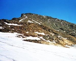 Via Normale Punta Martello
