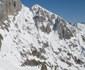 Via Normale Monte Visolo