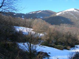 Via Normale Monte Macchia Gelata