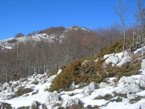 Via Normale Monte Torrecane