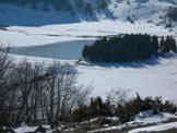 Via Normale Monte Torrecane - Il laghetto di Cornino