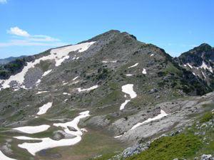 Via Normale Monte Capraro