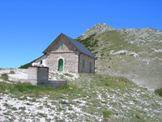 Via Normale Monte Capraro - Il Rifugio di Forca Resuni e il Monte Capraro