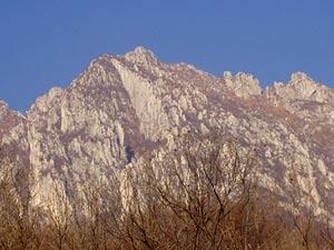 Via Normale Monte Moregallo-Cresta OSA