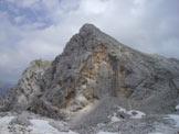 Via Normale Monte Triglav - Nei pressi del rigugio Triglavski Dom