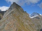 Via Normale Forca di Casseo - La Cresta WSW dal Pizzo Forca