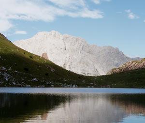 Via Normale Monte Coglians - Weg Der 26er