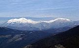 Via Normale Monte Monaco di Gioia - Miletto e Gallinola visti dalla vetta