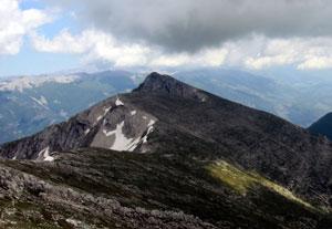 Via Normale Monte del Passeggio