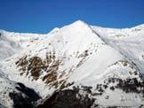 Via Normale Monte Stabbiello - Il Monte Stabbiello da ESE