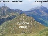 Via Normale Monte Garzirola - Mottone della Tappa - Dalla vetta del Monte Stabbiello