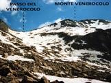 Via Normale Monte Venerocolo - Nel vallone, verso il Monte Venerocolo