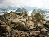 Via Normale Monte Venerocolo - In vetta