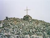 Via Normale Cima Zigolón - La croce di vetta