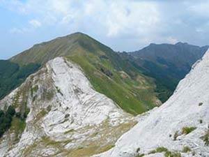 Via Normale Monte Fiocca