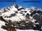 Via Normale Monte Caldenno - Panorama dalla vetta del Caldenno