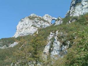 Via Normale Monte Forato - Cima Nord