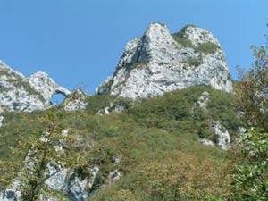 Via Normale Monte Forato - Cima Sud
