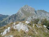 Via Normale Monte Forato - Cima Sud - Pania Della Croce e l´ Uomo Morto visti dalla Vetta Sud del Forato