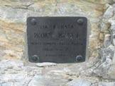 Via Normale Monte Sumbra - Via ferrata che dal Passo Fiocca sale sulla Penna di Sumbra