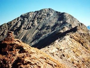 Via Normale Monte Scorluzzo - Filone del Mot