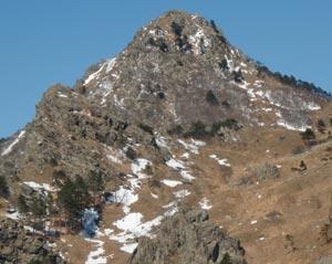 Via Normale Monte Argentea