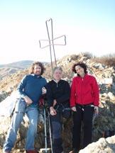 Via Normale Monte Rama - Vetta