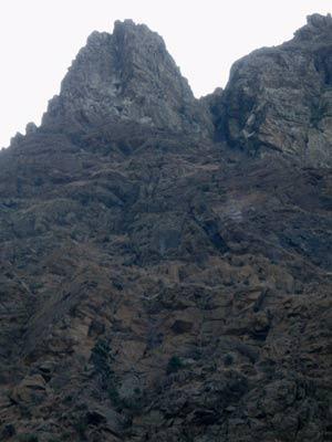 Via Normale La Baiarda - Punta Baiardetta