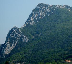 Via Normale Monte Castello di Gaino-Cresta SW