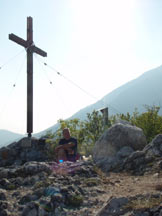 Via Normale Monte Castello di Gaino-Cresta SW -
