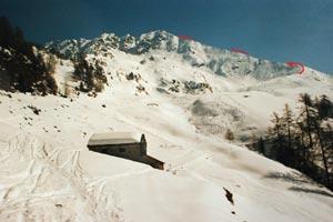 Via Normale Monte Lago
