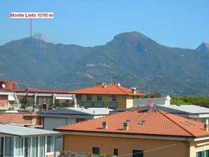 Via Normale Monte Lieto