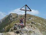 Via Normale Monte Matanna - Sul Callare di Matanna