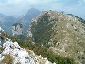 Via Normale Monte Nona