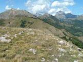 Via Normale Monte Piglione - Da Compo all´ Orzo, Monte Matanna, Monte Nona, Monte Corchia, Pania della Croce e Uomo Morto