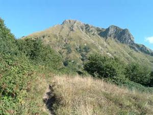 Via Normale Monte Prana