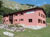 Via Normale Pania della Croce - Rifugio del Freo, quota 1080 m