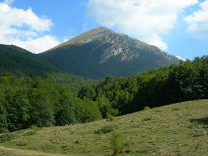 Via Normale Monte Pollino