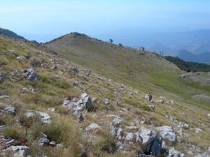 Via Normale Serra del Pollinello