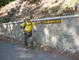 Via Normale Serra del Pollinello - Al Colle dell�Impiso