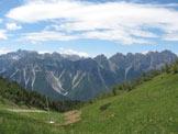 Via Normale Monte Simon - Da Forcella Crusicalas verso il Cridola e i Monfalconi