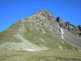 Via Normale Piz Nuna - Il Piz Nuna dalla Fuorcla Stragliavita (q. 2687 m)