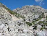 Via Normale Cima delle Veticole - La Fornaca e il Monte Prena
