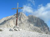 Via Normale Monte Aquila - Monte Aquila e il Gran Sasso