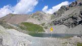 Via Normale Piz Lunghin - Lago Lunghin