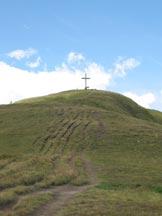 Via Normale Golzentipp - Lungo la cresta