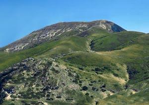 Via Normale Monte di Cambio (da S)
