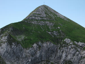 Via Normale Monte Cavallo